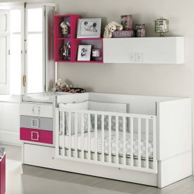 cuna convertible new12 muebles ros