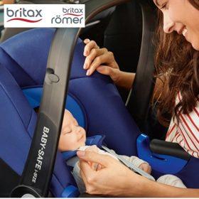 principal Romer Baby-Safe i-Size Pack