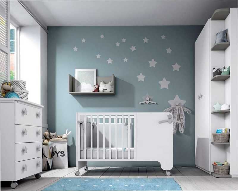 habitacion infantil ros mini 03 soft wood 1